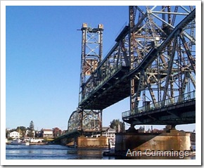 Portsmouth NH Waterfront - Draw Bridge