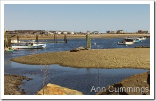 Rye New Hampshire - Rye Harbor - Lobster and Fishing Boats