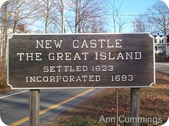 The Great Island - New Castle NH - Ann Cummings New Castle NH Copyright