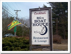 BG's Boathouse - Rye NH
