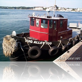 Tug Alley Too Tugboat