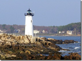 Portsmouth Harbor Lighthouse NewCastle NH