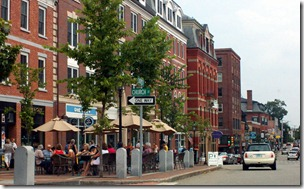 Portsmouth NH Downtown Congress Street Condos - Ann Cummings NH REALTOR
