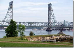 Portsmouth NH - Memorial Bridge - Summer View - Ann Cummings NH REALTOR