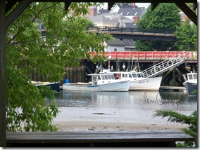 Portsmouth NH Waterfront - Fishermans Coop Picture