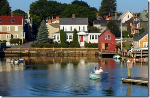 Portsmouth NH Waterfront South End Homes
